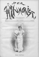 Der Humorist 18960701 Seite: 1