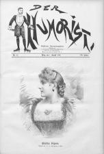 Der Humorist 18960801 Seite: 1
