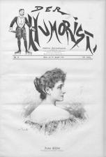 Der Humorist 18960820 Seite: 1