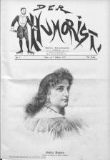 Der Humorist 18970201 Seite: 1