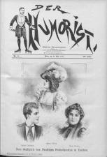 Der Humorist 18970520 Seite: 1