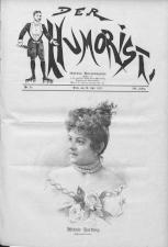 Der Humorist 18970720 Seite: 1