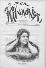 Der Humorist 18970910 Seite: 1