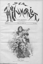 Der Humorist 18971010 Seite: 1