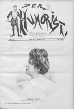 Der Humorist 18971110 Seite: 1