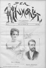 Der Humorist 18971120 Seite: 1