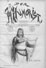 Der Humorist 18971220 Seite: 1
