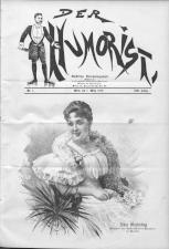 Der Humorist 18980301 Seite: 1