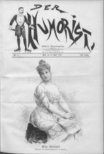 Der Humorist 18980410 Seite: 1