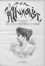 Der Humorist 18980820 Seite: 1