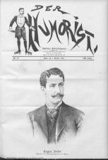 Der Humorist 18981001 Seite: 1