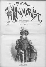 Der Humorist 18990801 Seite: 1