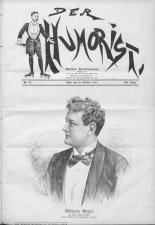 Der Humorist 18991010 Seite: 1