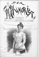 Der Humorist 19000110 Seite: 1