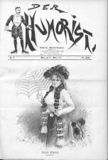 Der Humorist 19010320 Seite: 1
