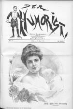 Der Humorist 19010601 Seite: 1