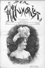 Der Humorist 19010920 Seite: 1