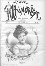Der Humorist 19020110 Seite: 1
