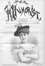 Der Humorist 19020201 Seite: 1