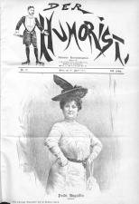 Der Humorist 19020420 Seite: 1