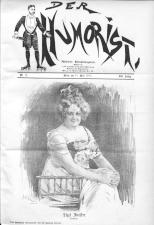 Der Humorist 19020510 Seite: 1