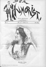 Der Humorist 19020920 Seite: 1
