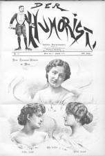 Der Humorist 19030810 Seite: 1