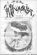 Der Humorist 19031001 Seite: 1