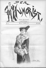 Der Humorist 19031101 Seite: 1