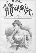 Der Humorist 19050201 Seite: 1