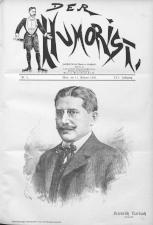 Der Humorist 19050211 Seite: 1