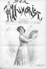 Der Humorist 19050401 Seite: 1