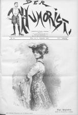 Der Humorist 19050911 Seite: 1