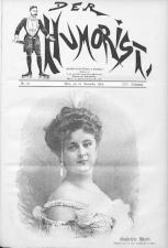 Der Humorist 19051110 Seite: 1