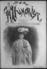 Der Humorist 19060210 Seite: 1