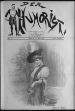 Der Humorist 19060510 Seite: 1