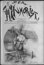 Der Humorist 19060601 Seite: 1