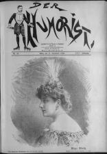 Der Humorist 19060911 Seite: 1