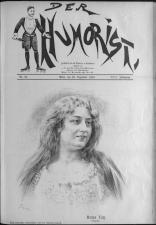 Der Humorist 19061220 Seite: 1