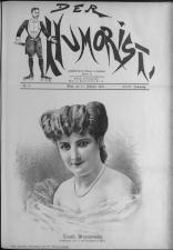 Der Humorist 19070211 Seite: 1