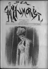 Der Humorist 19070320 Seite: 1