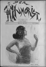 Der Humorist 19070501 Seite: 1