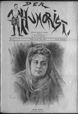 Der Humorist 19070620 Seite: 1
