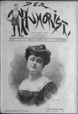 Der Humorist 19070910 Seite: 1