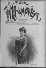 Der Humorist 19071101 Seite: 1