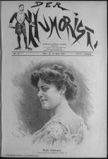 Der Humorist 19080410 Seite: 1