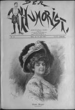 Der Humorist 19080710 Seite: 1