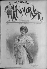 Der Humorist 19080820 Seite: 1