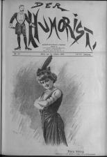 Der Humorist 19081010 Seite: 1