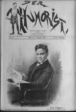 Der Humorist 19081101 Seite: 1